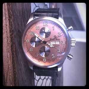 Ernst Benz 44mm Chronoscope Automatic